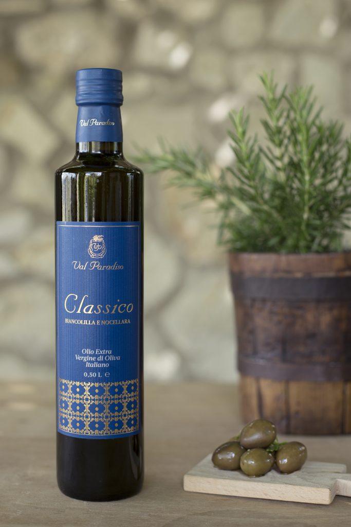 Olio Extravergine di Sicilia, classico, Val Paradiso