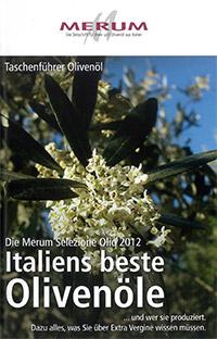 Olio d'oliva italiano - Guida MERUM