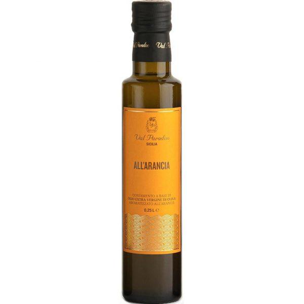Acquista online olio aromatizzato all'Arancia