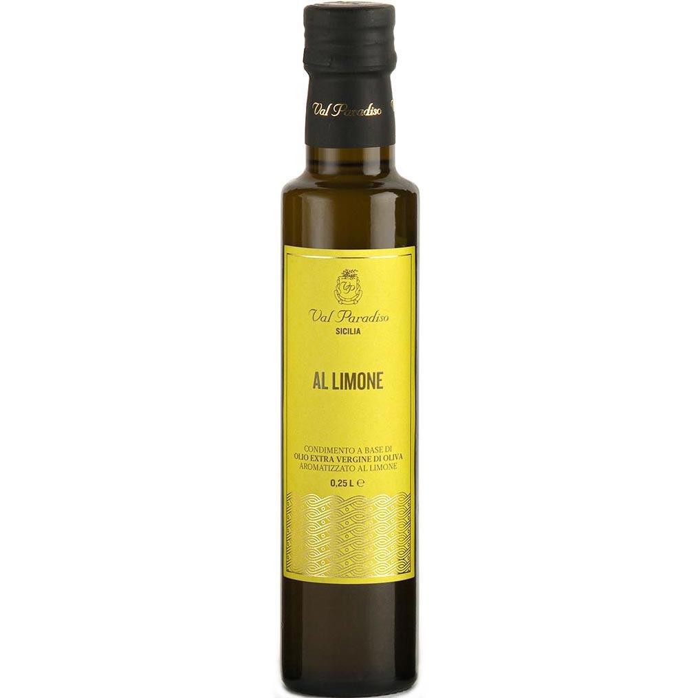 Acquista online olio aromatizzato al Limone