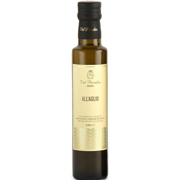 Acquista online olio aromatizzato all'Aglio