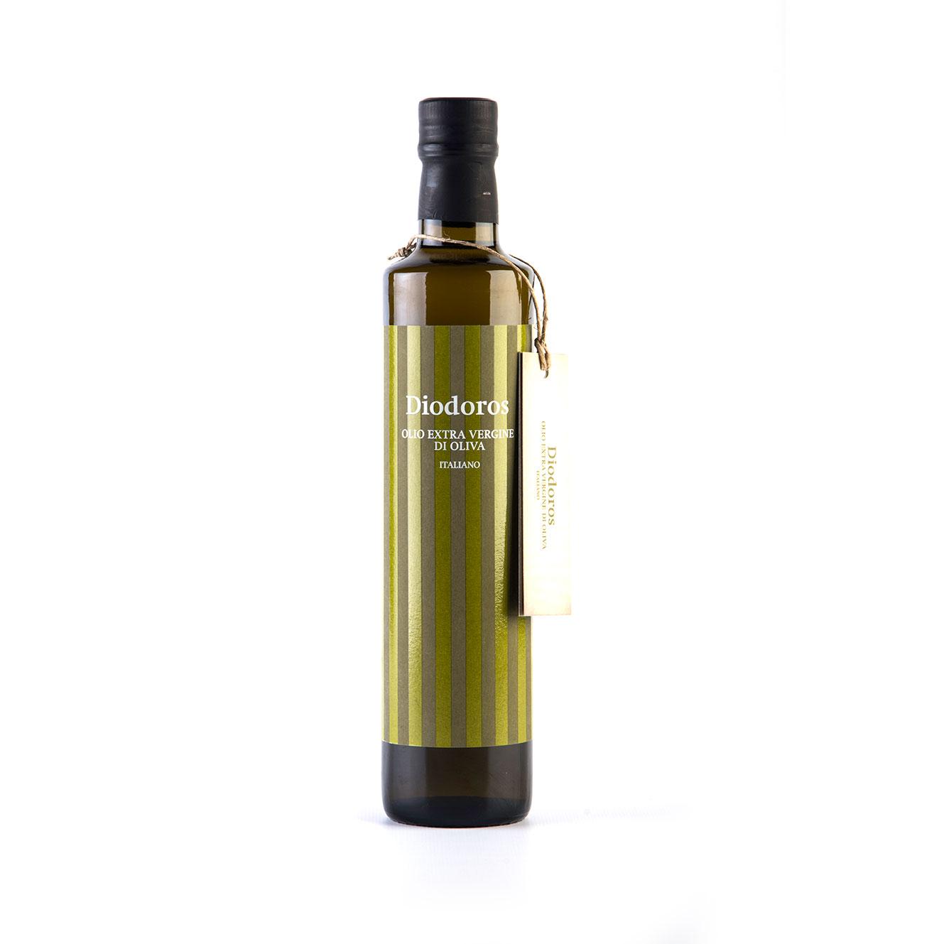 vendita olio extravergine oliva sicilia